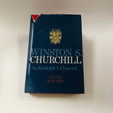 Winston S Churchill, Youth, 1874-1900, Randolf S Churchill,  Heinemann, 1966, Hardcover