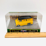 Diecast, Van, Corgi, Classic Corgi Model Car, D981/3 Bedford CA Van, 1989, UK, yellow, black, Road Service