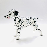 Royal Doulton, Dalmatian, Dog, HN1113, Frederick Daws , Figurine, Fine Bone China, England, White with Black Spots, Vintage