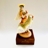 Royal Doulton, Dancers of the World, Mexican Dancer, Mexico, HN 2866, Figurine, Ceramic, Limited Edition, 1979, Peggy Davies, with Certificate