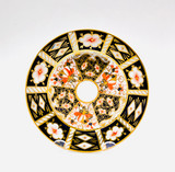 """Royal Crown Derby, Traditional Imari Pattern, Plate, Bread and Butter, 6.25"""" Wide"""