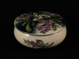Meadow Thyme Covered Bowl Moorcroft 223/4