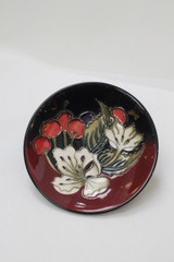 Moorcroft Cherry Blossom Tray 780/4 by Nicola Slaney
