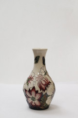 Moorcroft Bramble Revisited Vase 372/5, Alicia Amison