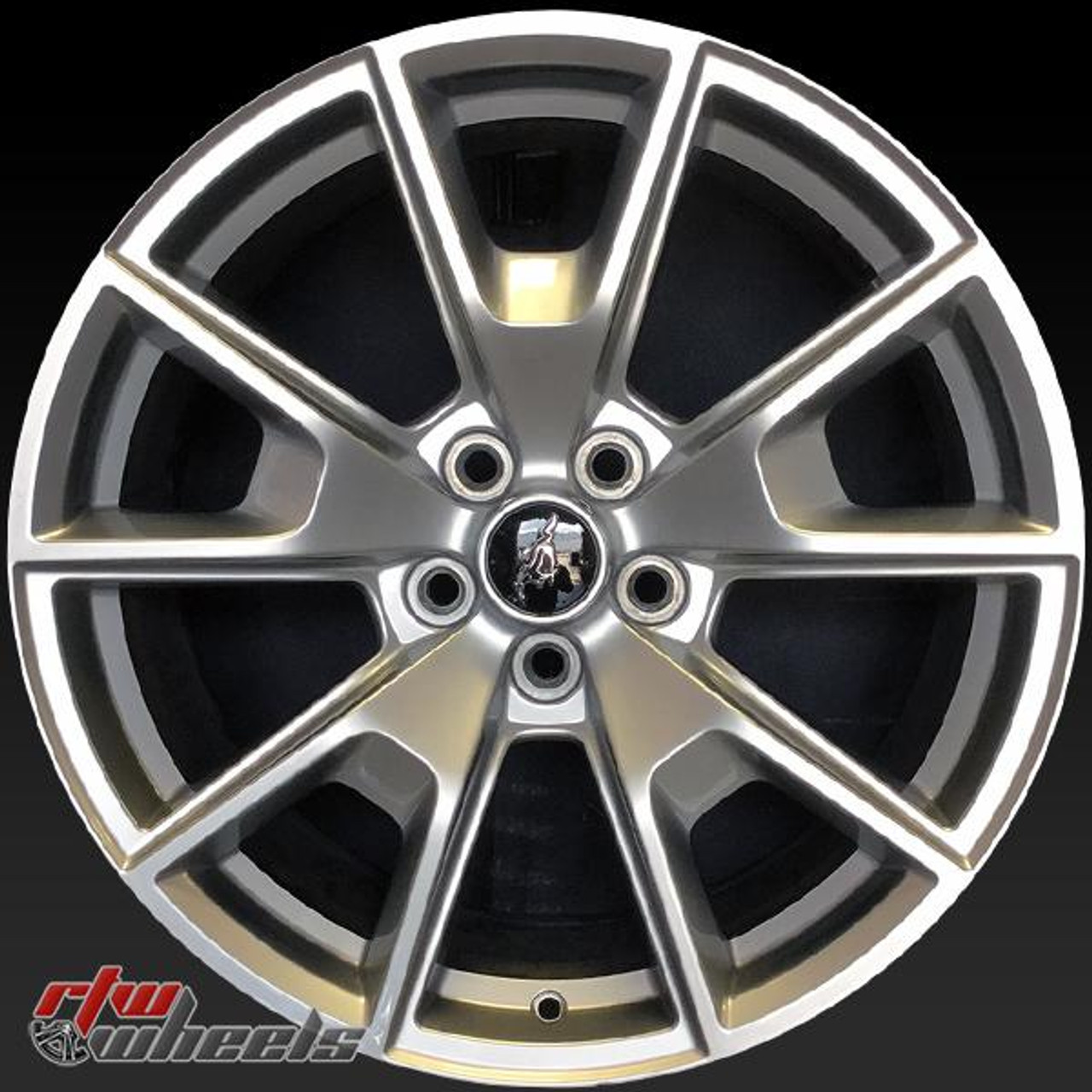 19 Ford Mustang Oem Wheels For Sale 2015 Silver Rims 10033