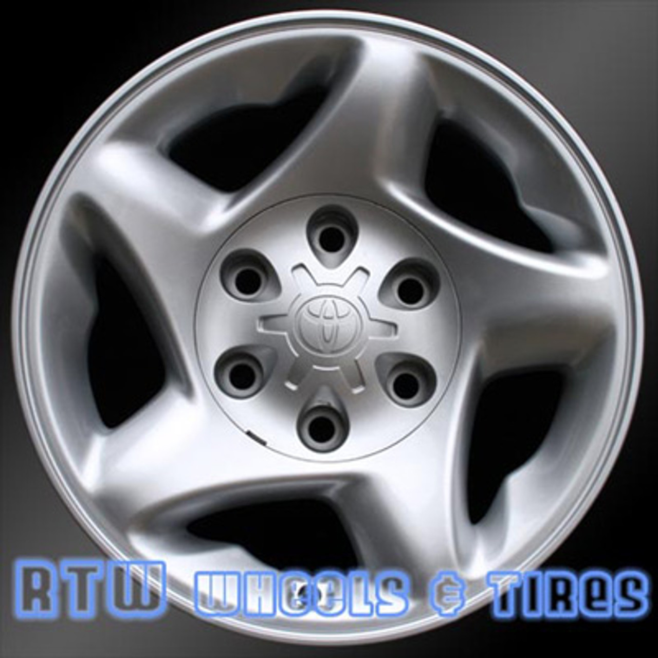 Toyota Wheels For Sale Tacoma Tundra 00 04 Silver Rims 69395