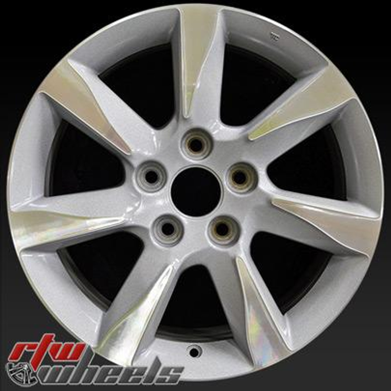 Acura Tl Wheels >> Acura Tl Wheels For Sale 2012 2014 17 Machined Silver Rims 71801