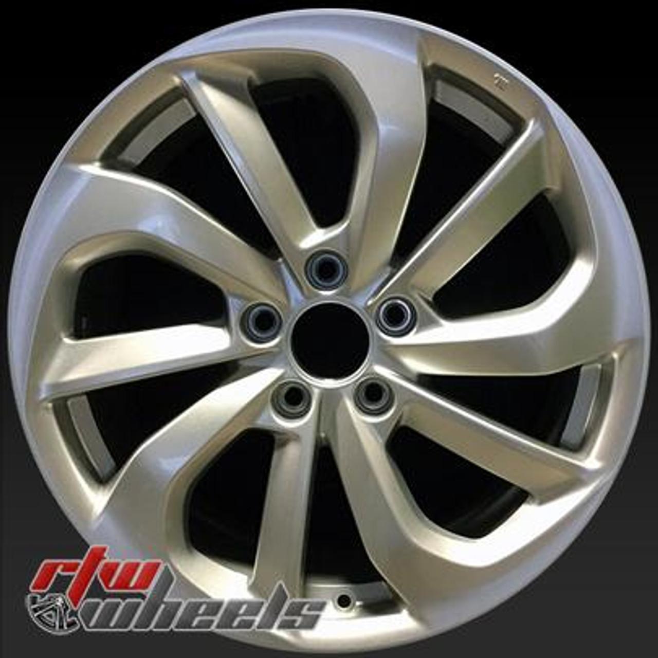 "18"" Acura RDX Wheels For Sale 2016 Silver Rims 71836"