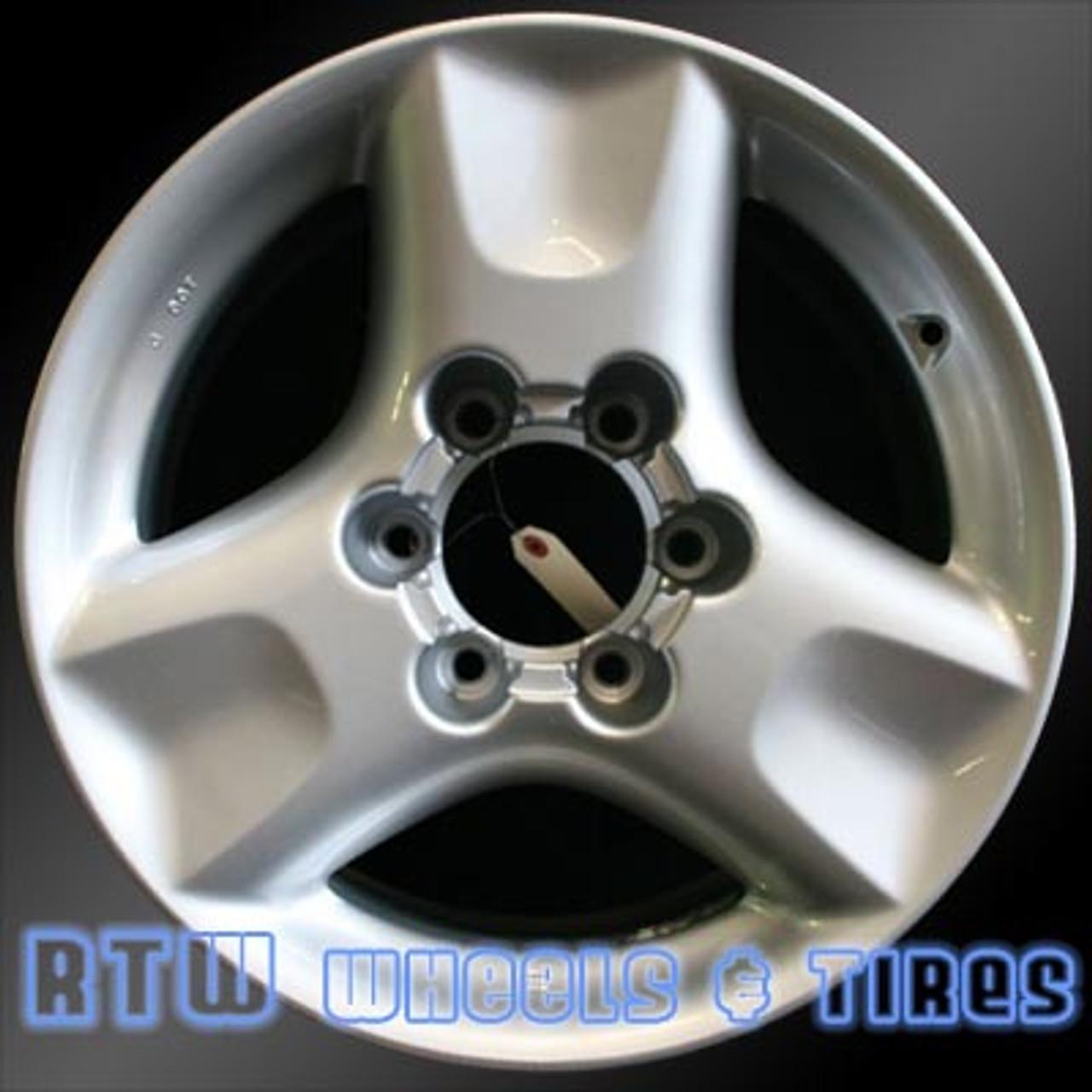 "Infiniti QX4 2001 2002 2003 17/"" Factory OEM Wheel Rim"