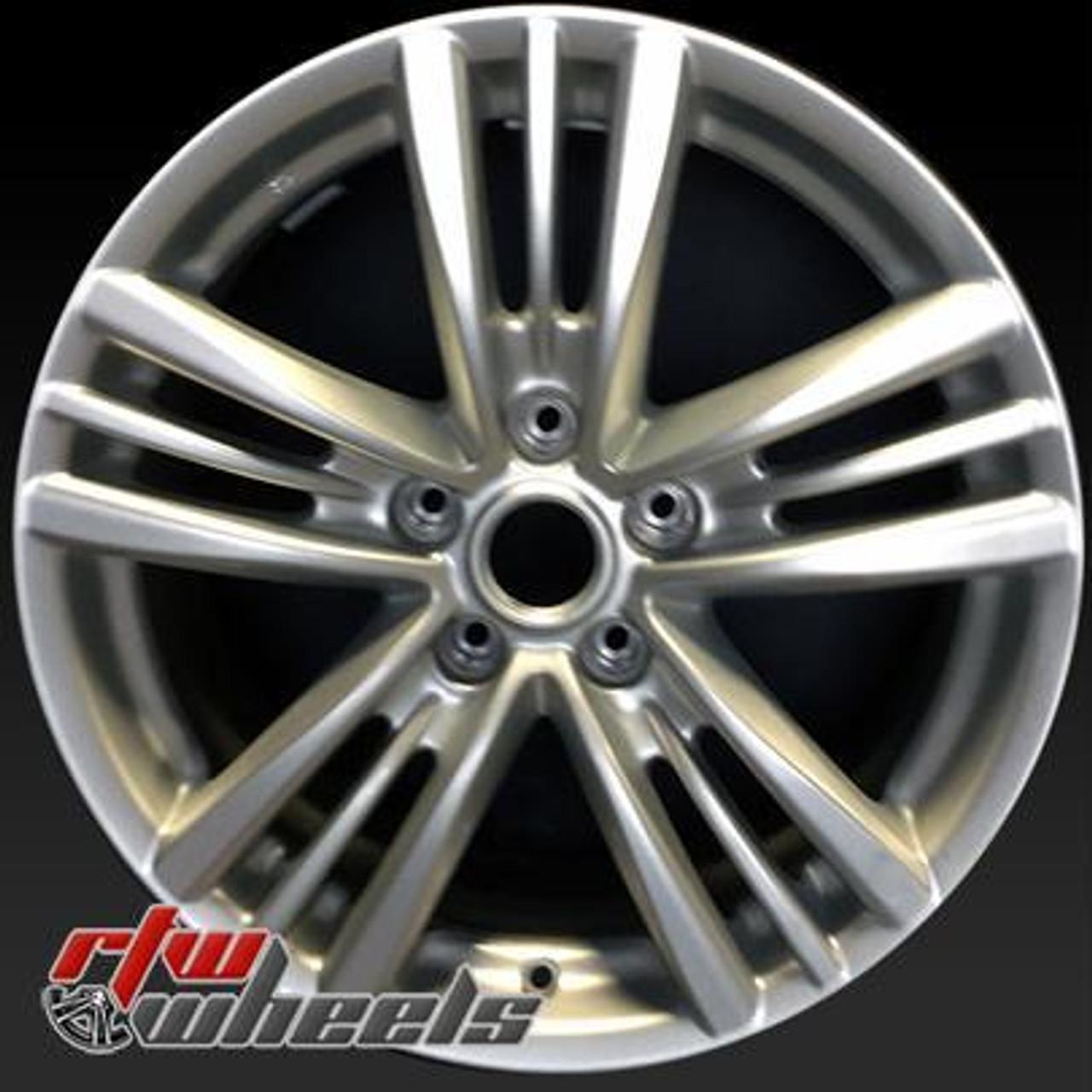 Infiniti G37 Wheels