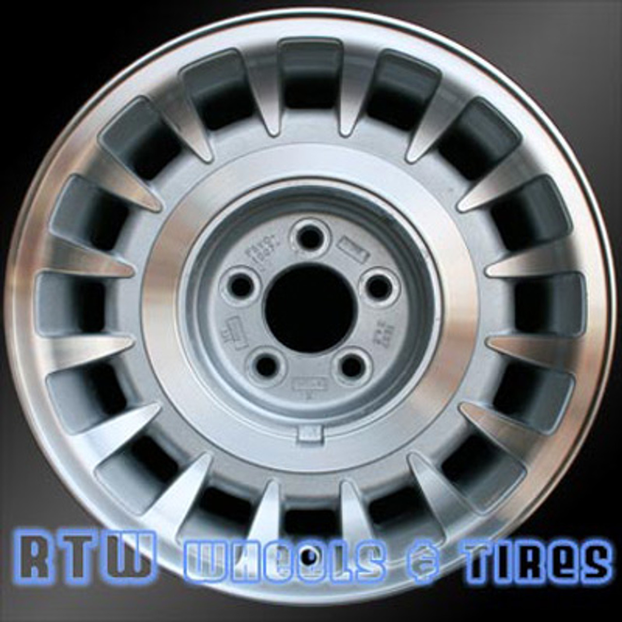 Lincoln Town Car Oem Wheels 1998 2002 Machined 3271
