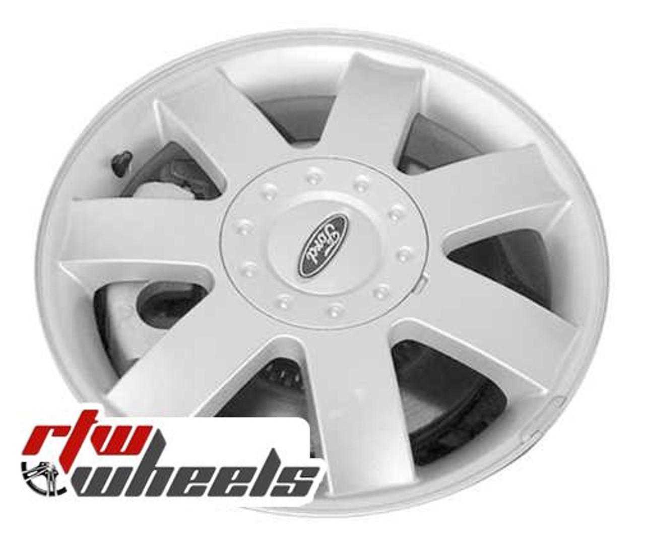 "Ford Freestyle 2006 17/"" Factory OEM Wheel Rim"