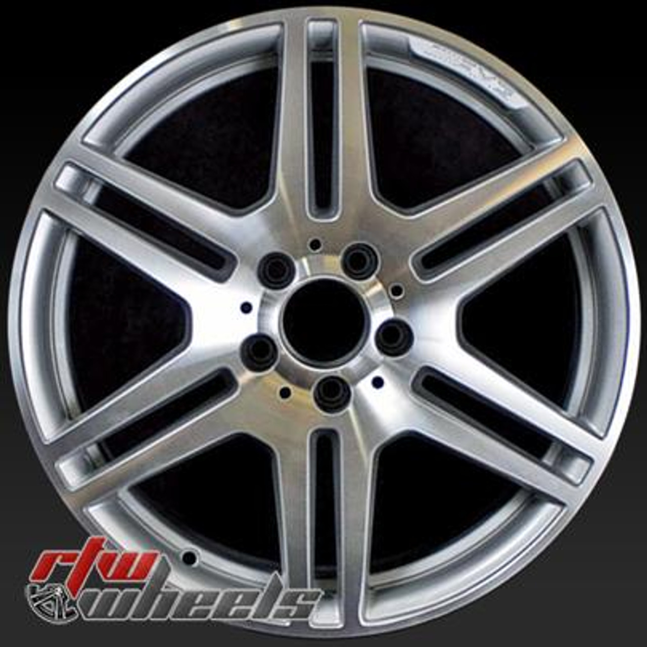 Mercedes Benz Rims >> Mercedes Benz Wheels For Sale 2008 2011 17 Amg Machined Rims 65529