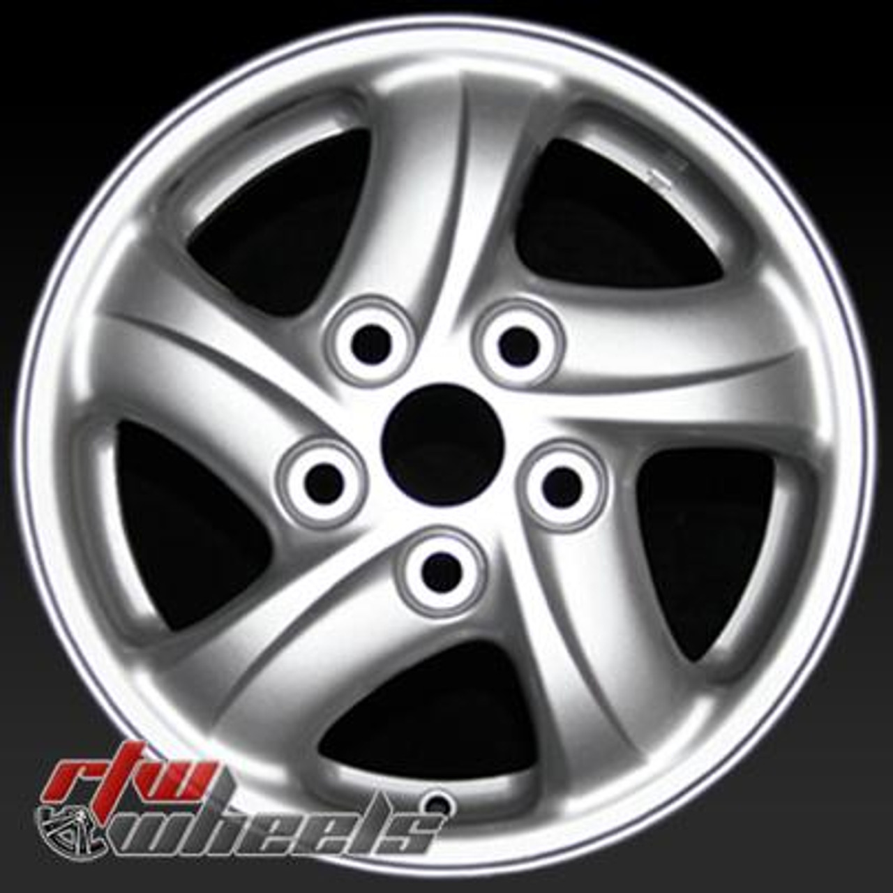 14 Mitsubishi Eclipse Oem Wheels For Sale 1994 1999 Silver Stock Rims 65735