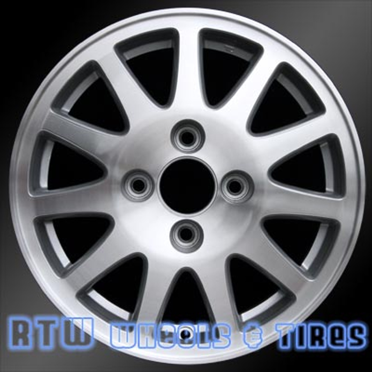 Acura Tl Wheels >> Acura Tl Wheels For Sale 1997 1998 15 Machined Silver Rims 71708