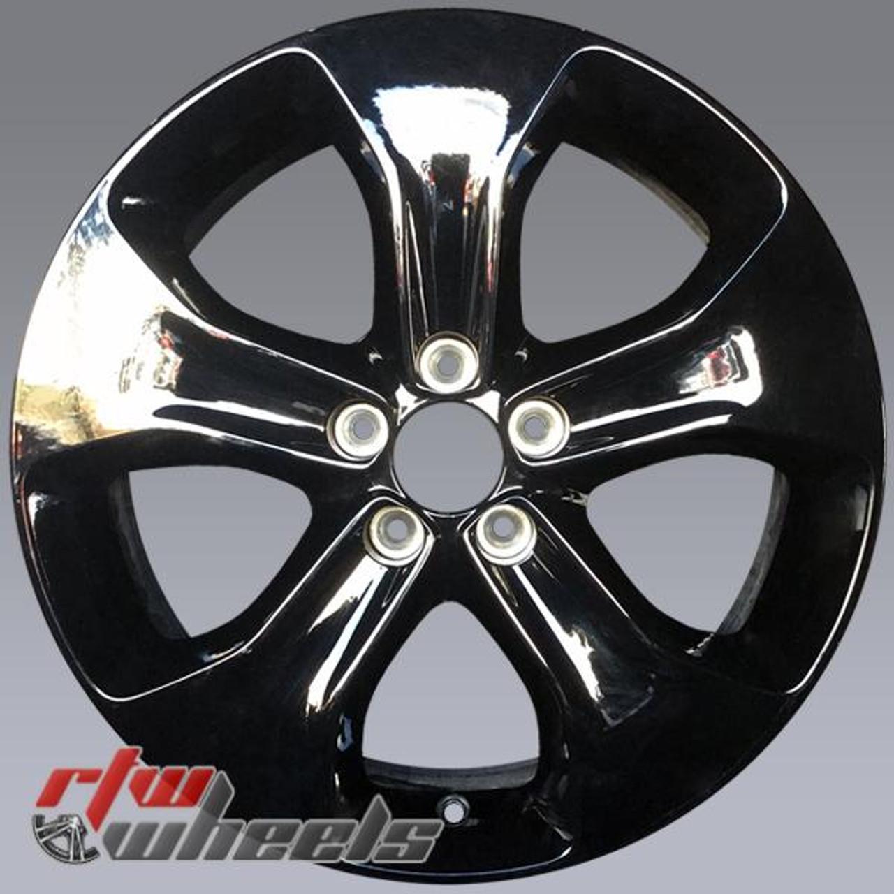 18 Jeep Compass Oem Wheels For Sale 2019 Black Rims 9208