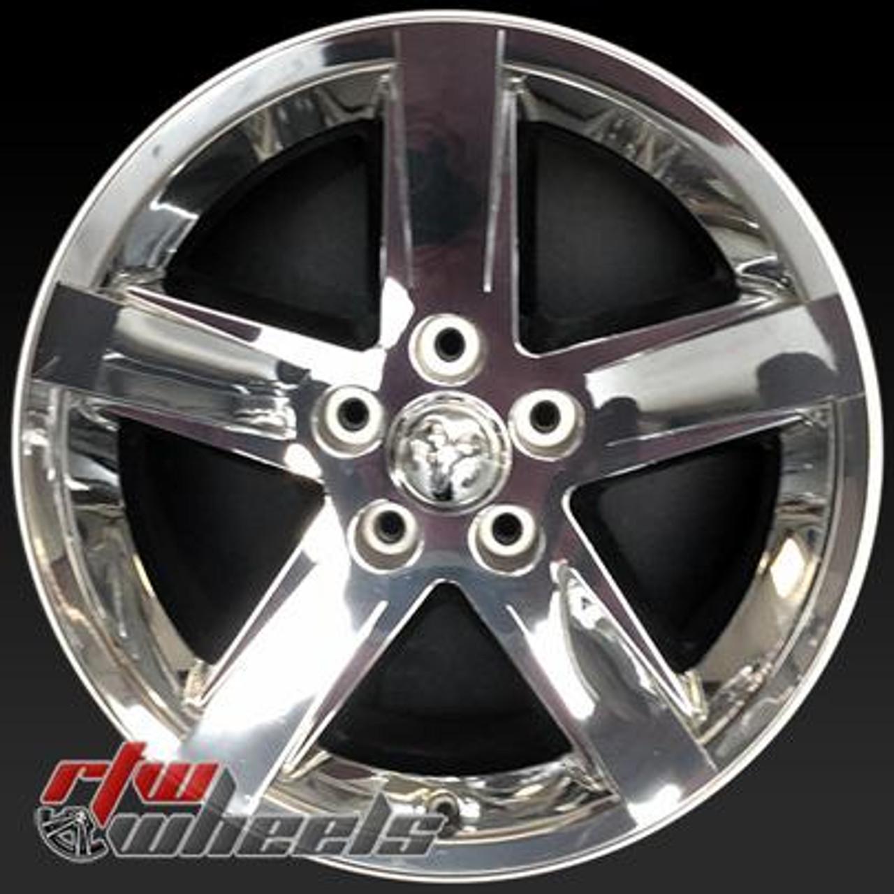 Dodge Ram Rims >> Dodge Ram Wheels For Sale 2009 2014 Chrome 2364