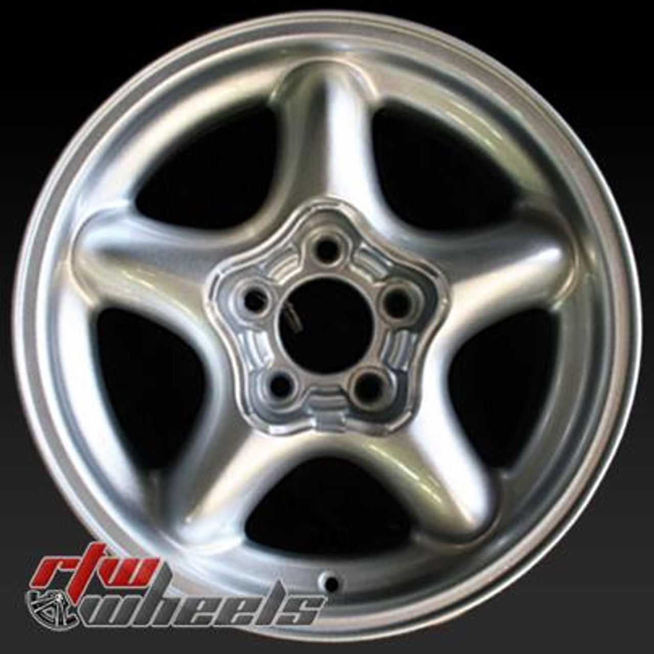 16 Ford Mustang Wheels For Sale 1994 1998 Silver Rims 3088
