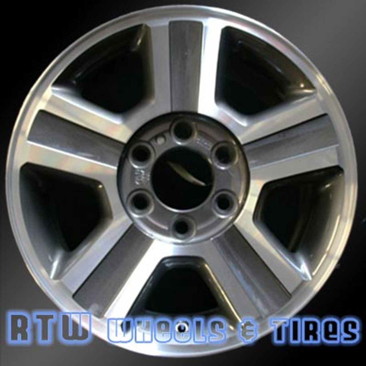 Ford F150 Oem Wheels >> Ford F150 Wheels For Sale 2004 2008 Machined 3554