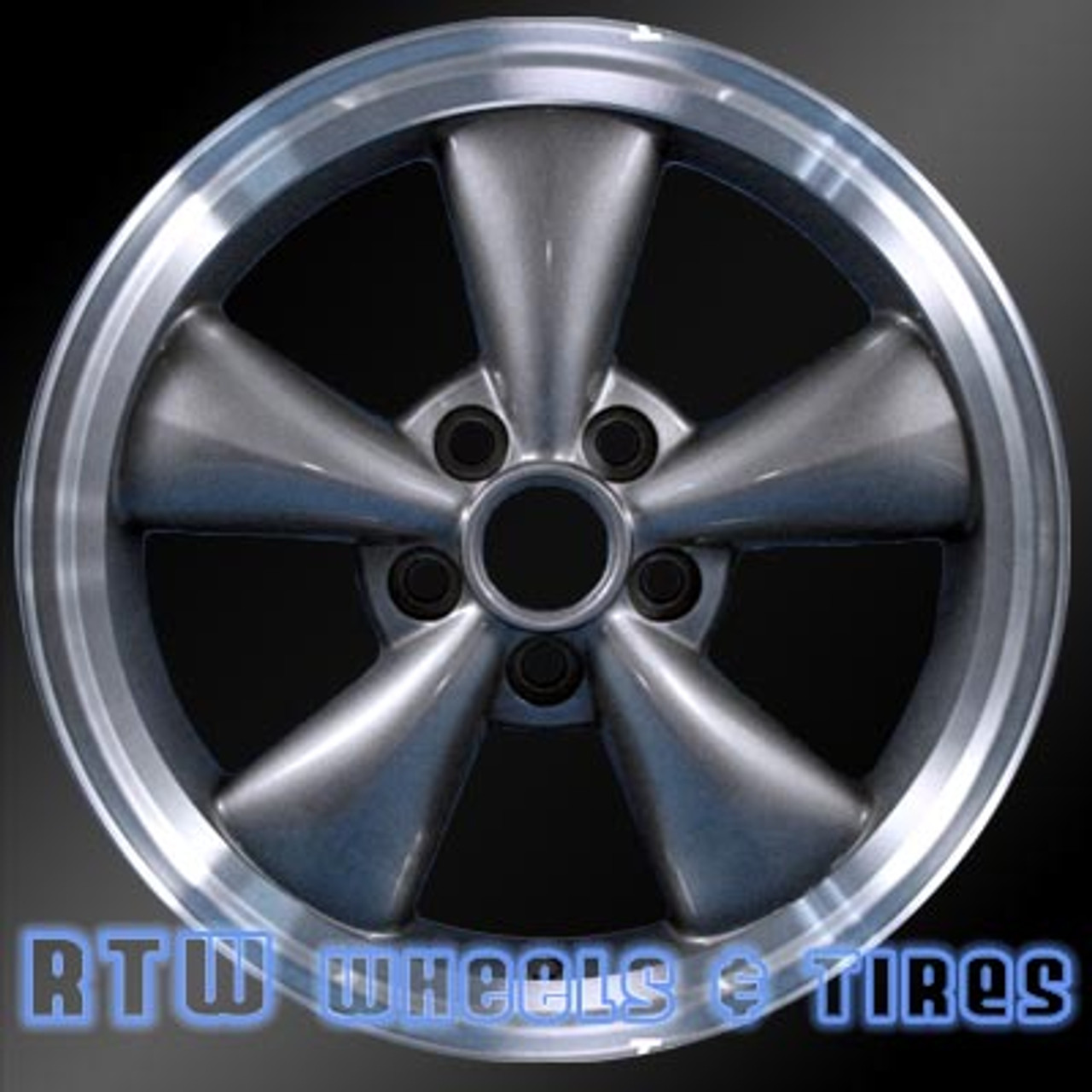 2005 Mustang Wheels >> Ford Mustang Wheels For Sale 2005 2009 Silver 3587