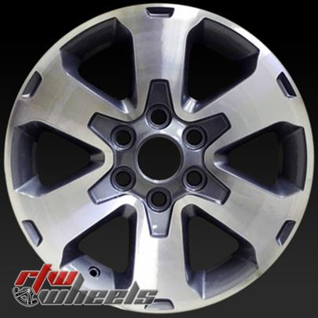 """18"""" Ford F150 wheels for sale 2010-2014 Machined rims 3832"""