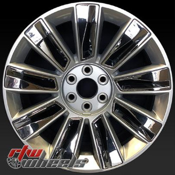 22 inch Cadillac Escalade  OEM wheels 4740 part# 22934656