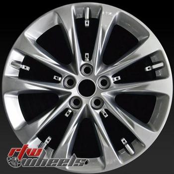 20 inch Cadillac CT6  OEM wheels 4764 part# 84030706