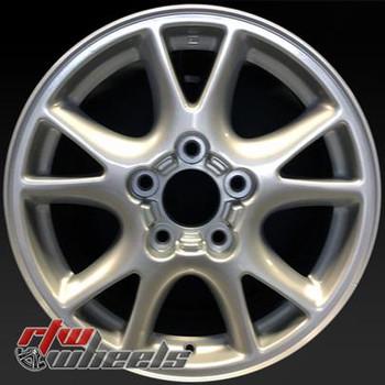 "Chevy Camaro wheels for sale 2000-2002. 16"" Sil rims 5089"