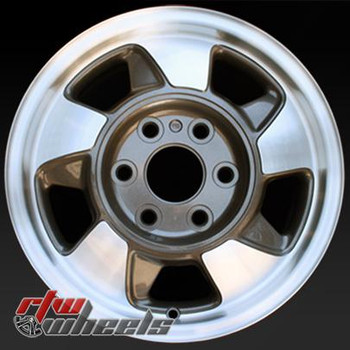 16 inch Chevy   OEM wheels 5096 part# 12368970