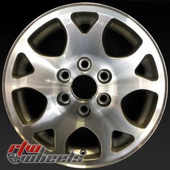 17 inch Chevy   OEM wheels 5117 part# 15766001