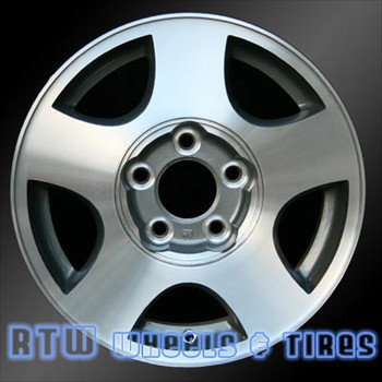 15 inch Chevy Malibu  OEM wheels 5148 part# 88952516, 88955432, 9595227