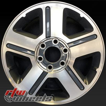 17 inch Chevy Trailblazer  OEM wheels 5179 part# 09594946, FBL