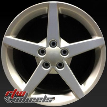 18 inch Chevy Corvette  OEM wheels 5207 part# GM 9596952