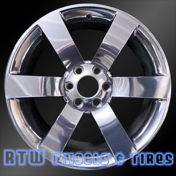 20 inch Chevy Trailblazer  OEM wheels 5254 part# 09595885