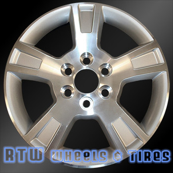 18 inch GMC Acadia  OEM wheels 5281 part# 9596179