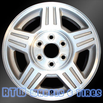 17 inch Chevy Silverado  OEM wheels 5294 part# 9595453