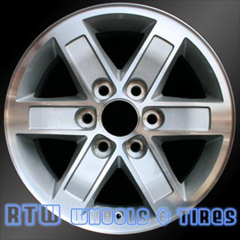 17 inch GMC   OEM wheels 5296 part# 9595455