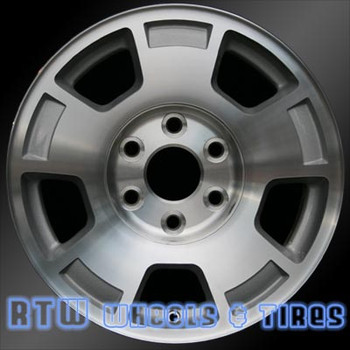 17 inch Chevy Avalanche  OEM wheels 5299 part# 09596050