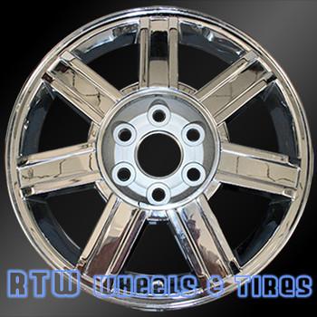 18 inch Cadillac Escalade  OEM wheels 5303 part# 9595460, HAS