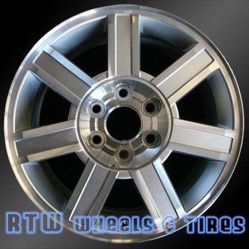 18 inch Cadillac Escalade  OEM wheels 5303 part# 09595459, HAP