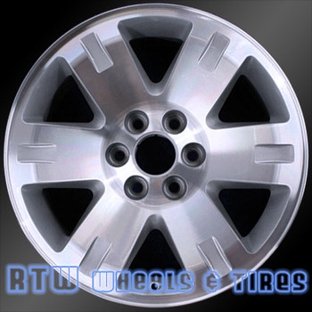 20 inch GMC Sierra  OEM wheels 5306 part# 9596387
