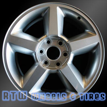 20 inch Chevy Avalanche  OEM wheels 5308 part# 09597680, 9597680