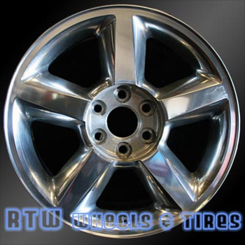 20 inch Chevy Avalanche  OEM wheels 5308 part# 09597195, 9596954, 9597195