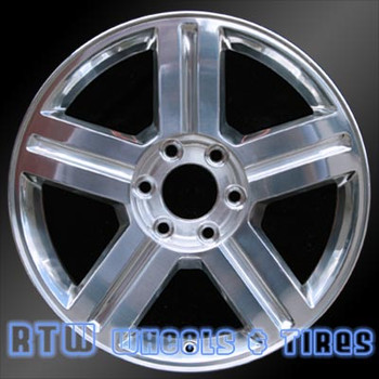 18 inch Chevy Trailblazer  OEM wheels 5311 part# 09596189, DKP
