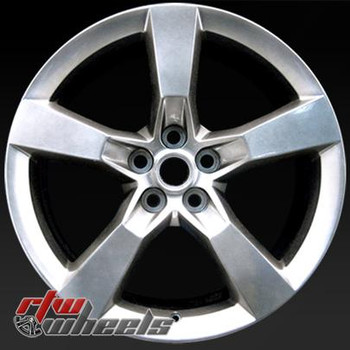 20 inch Chevy Camaro  OEM wheels 5443 part# 92230892