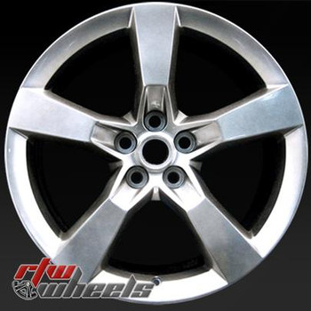 20 inch Chevy Camaro  OEM wheels 5445 part# 92230896, AACH