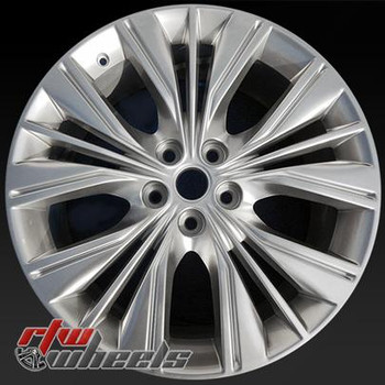 20 inch Chevy Impala  OEM wheels 5615 part# 09599035, AAHU