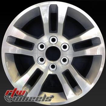 18 inch Chevy Truck  OEM wheels 5646 part# 20937769