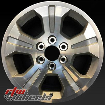 18 inch Chevy Silverado  OEM wheels 5647 part# 20937771