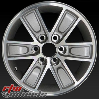 17 inch GMC Sierra  OEM wheels 5654 part# 20937773